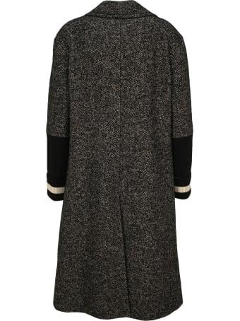 Neil Barrett Herringbone Coat