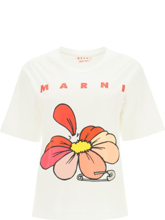 Marni Flowers T-shirt