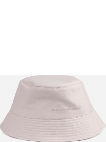 Ruslan Baginskiy Lampshade Bucket Hat With Embroidered Logo