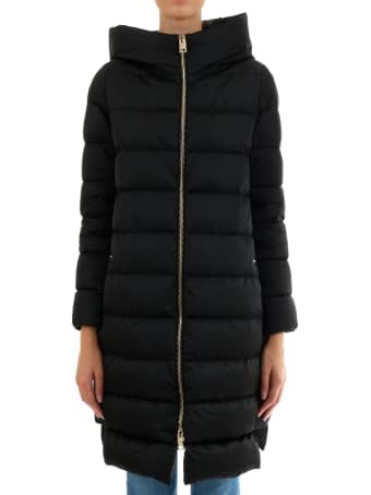 Herno Down Jacket Black