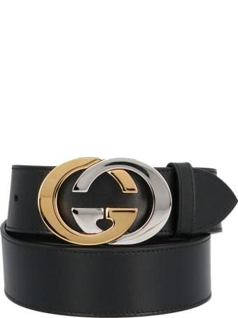 Gucci 'gg Interlocking' Belt