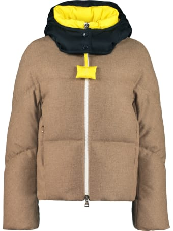 Moncler Genius Stonory Full Zip Padded Jacket