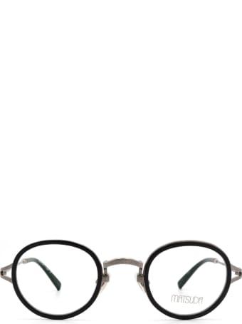 Matsuda Matsuda 2835h Mbk-c Glasses