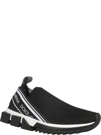 Dolce & Gabbana Atletica Slip-on Sneakers