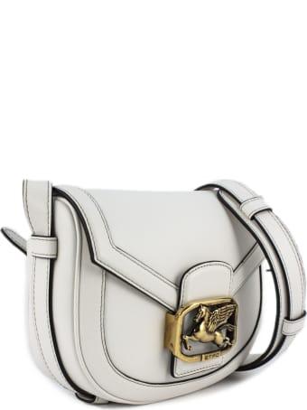 Etro Pegaso Bag In White