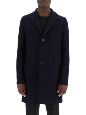 Harris Wharf London Boxy Wool Coat