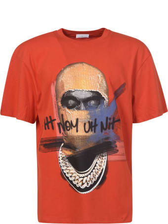ih nom uh nit Mask 20 Paint Brush T-shirt