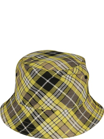 Burberry Giant Check Reversible Bucket Hat