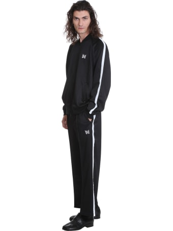 Needles Pants In Black Polyester