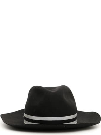 Flapper Melisa Wide-brim Hat