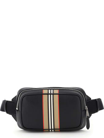 Burberry West Icon Stripe Beltpack