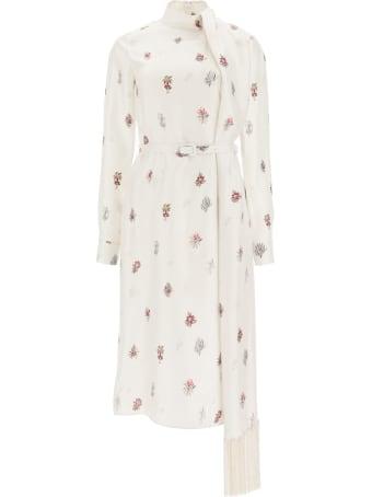 Gabriela Hearst Kelley Silk Dress