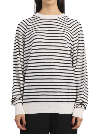 Barena Ivory Ottavia Rubino Sweater