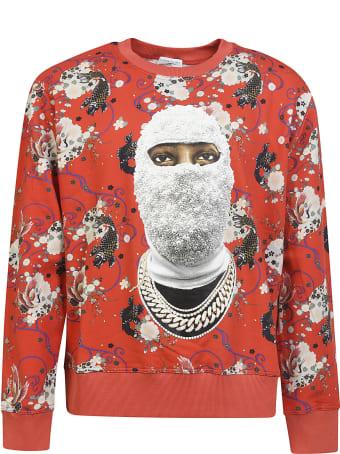 ih nom uh nit Rg Print With Future Sweatshirt