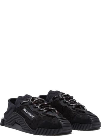 Dolce & Gabbana Lace Sneaker Ns1