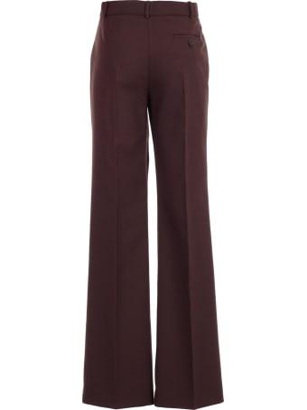 Joseph Pants Skinny Wool Polyester