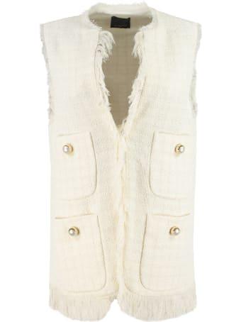 Pinko Crudo Tweed Vest