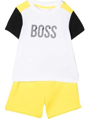 Hugo Boss Wear Sports Suit