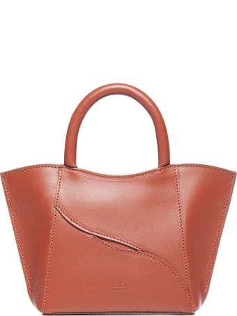 ATP Atelier Leuca Mini Calfskin Bag