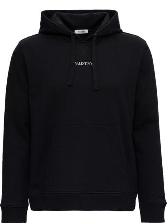 Valentino Felpa Jersey Capp,regular,print Vltn