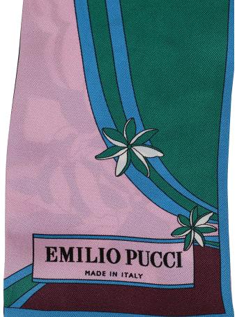 Emilio Pucci Stole 10/2x180