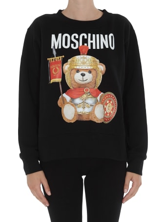Moschino Roman Teddy Bear Sweatshirt