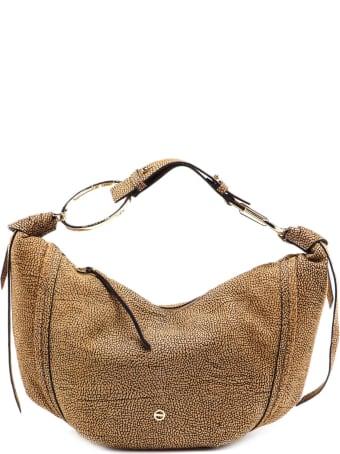 Borbonese Medium Hobo Bag