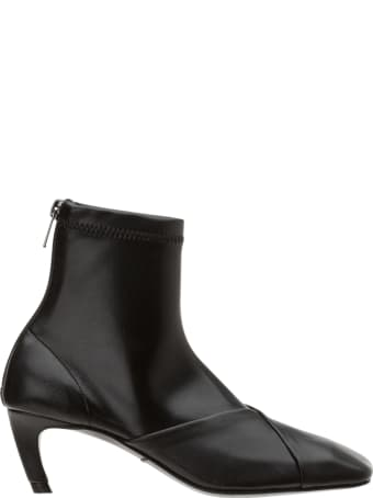 Low Classic Square Boots