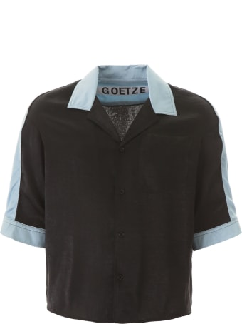 Goetze Ted Two-tone Shirt