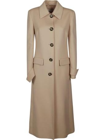 Blumarine Classic Plain Coat