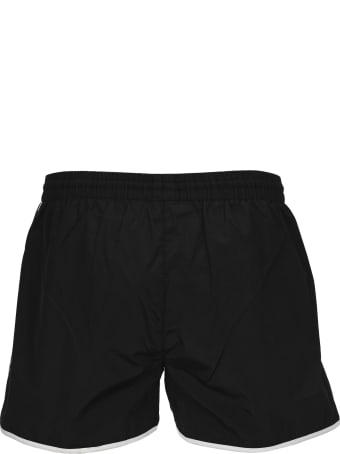 Fila Logo Patch Shorts
