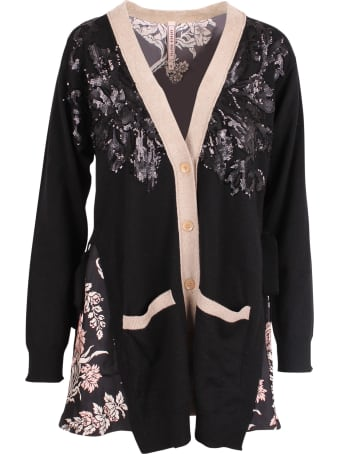 Antonio Marras Wool Cardigan