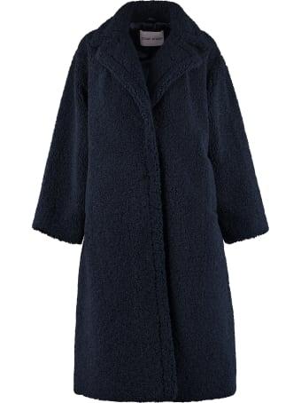 STAND STUDIO Maria Faux Fur Coat
