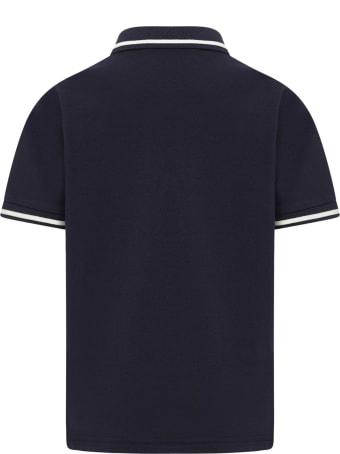 Moncler Enfant Polo Shirt