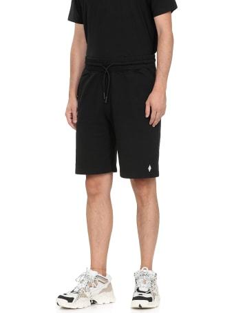 Marcelo Burlon Cross Basket Shorts
