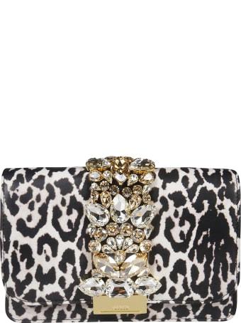 Gedebe Animal Print Shoulder Bag