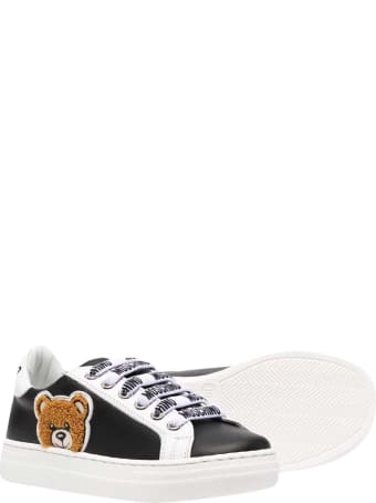 Moschino Teddy Bear Sneakers