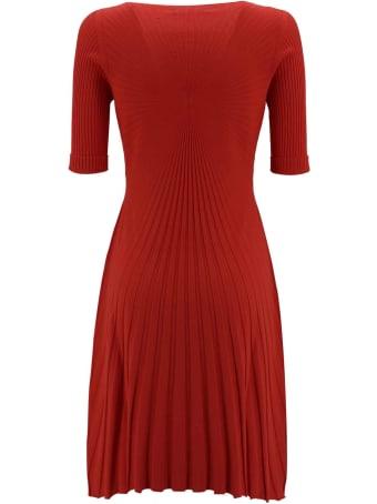 D.Exterior Short Dress