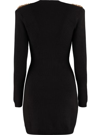 Elisabetta Franchi Celyn B. Knitted Dress