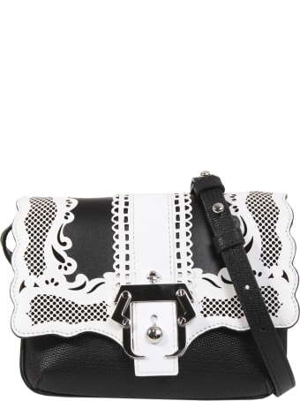 Paula Cademartori Igi Lady Lace Small Crossbody Bag