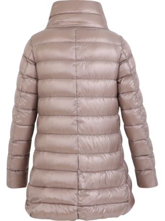 Herno Beige Amelia Padded Jacket