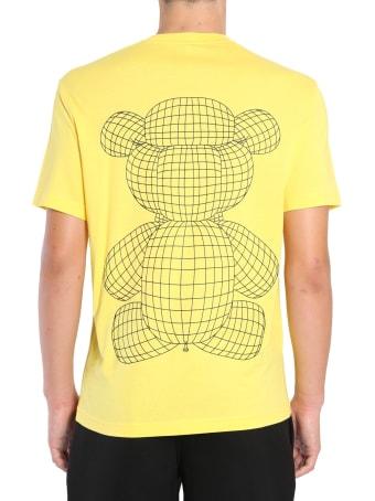 BLACKBARRETT by Neil Barrett Round Collar T-shirt