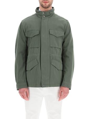 Woolrich Cotton Field Jacket