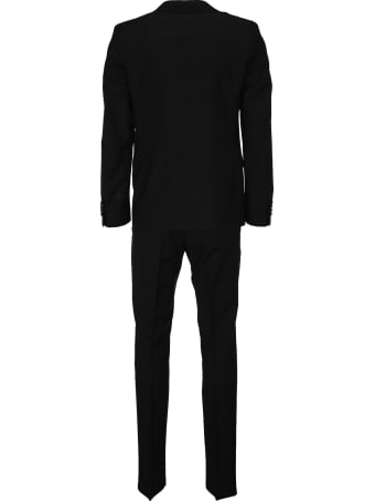 Prada Singled-breasted Two-button Wool Mohair Tuxedo