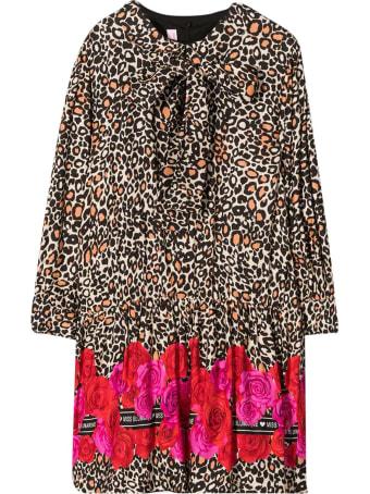 Miss Blumarine Midi Dress