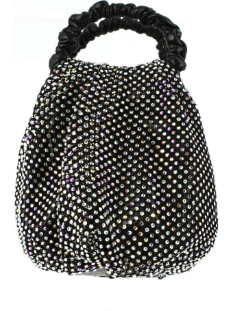 Gedebe Ydra Black Bucket Bag