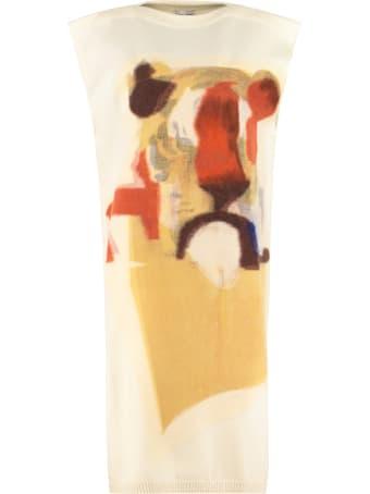 Kenzo Intarsia Knit-dress