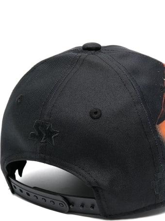 Marcelo Burlon Hat With Print
