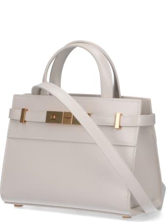 Saint Laurent Manhattan Nano Top-handle Bag