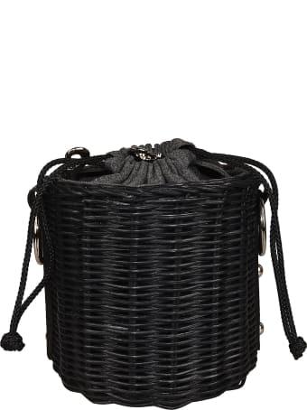 Wicker Wings Lu Bucket Bag